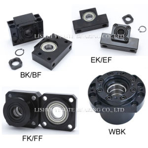 High Load Capacity Support Unit for Ball Screw (WBK series) pictures & photos