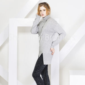 Lady Cashmere Sweater 16braw405 pictures & photos