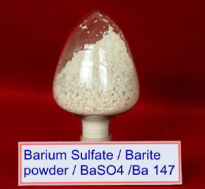 Natural Barium Sulfate (B-150) for Drilling pictures & photos