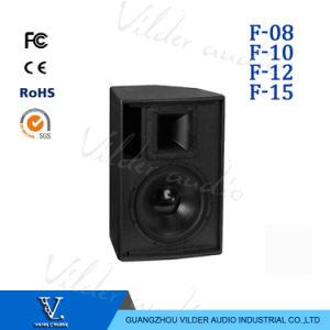 F-15 Professional Audio Single 10′′ Woofer Full Range Speaker pictures & photos