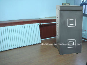 Indoor Using Pellet Boiler with Central Heating System pictures & photos