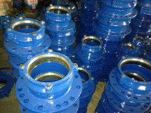 Restrained Flange Adaptor for PE/PVC Pipe pictures & photos