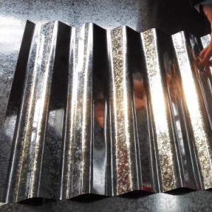 0.15mm Prime Roofing Sheet Corrugated Galvanized Steel Plate pictures & photos