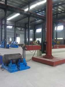Automatic Boiler Container Seam Welding Manipulator pictures & photos