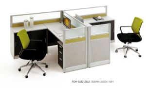 Computer Workstation Modular Workstation in Foshan pictures & photos