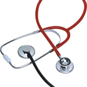 Stainless Stethoscope with Two Head (BK3002) pictures & photos