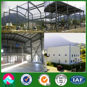Steel Structure Warehouse Shed (XGZ-SSB148) pictures & photos