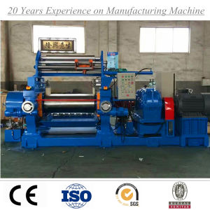 Automatic X (S) K250*620 Two Roll Open Type Mixing Mill pictures & photos