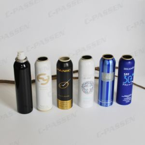 Aluminum Aerosol Can for Sunscreen Spray Packing (PPC-AAC-024) pictures & photos