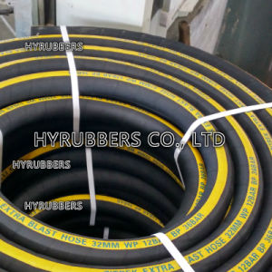 Sandblasting Hose with Fabric Insert Manufacturer pictures & photos