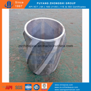 10 3/4 Aluminum Rigid Casing Centralizer with Rollers for Sale pictures & photos