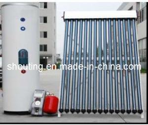 Split Pressure Solar Water Heater