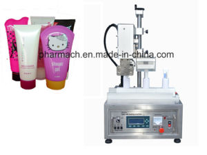 Semi-Automatic Ultrasonic Tube Sealing Machine for Soft Tube pictures & photos