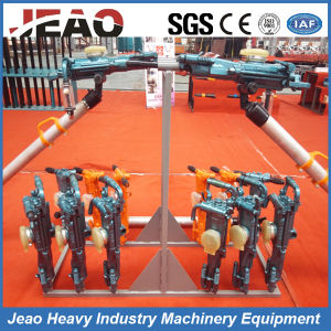 Sales Pneumatic Air Leg Mining Jack Hammer for Horizontal Hole pictures & photos