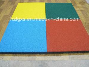EPDM Rubber Floor Tile, Carpet for Muiti-Purpose Playground pictures & photos