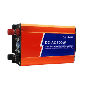 Hyp-H300 DC to AC 110V Pure Sine Wave Power Inverter pictures & photos