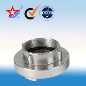 Aluminum Storz Couplings Blank Cap with Chain Fire Hose Coupling pictures & photos