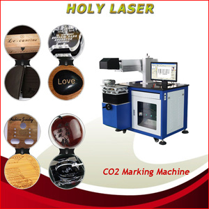CO2 Marking Machine for Non-Metal Material From Holylaser Factory pictures & photos