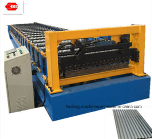 Corrugated Roofing Roll Forming Machine (YX18-80/63.5-825/880) pictures & photos