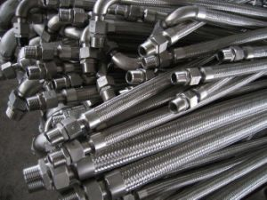 High Temperature and High Pressure Stainless Steel Flexible Metal Hose pictures & photos