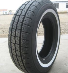 China Supplier High Quality White Wall Tires