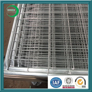 Hot Sales Galvanized / PVC Coated Temporary Fence (ISO/China/Factory)