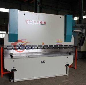 Wc67y Specialized in Manufacturing Bending Machine, Machine Manufacture Bending Machine with Technical Parameter pictures & photos