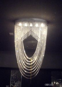 Home Lighting-Crystal Chandelier (OM8100) pictures & photos