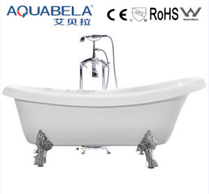 New Luxury Bathroom Furniture Acrylic Bath Tub (JL623) pictures & photos