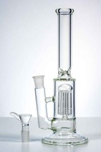 Single Tree Perc Glass pipes Water Smoking Pipe pictures & photos