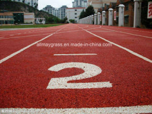 PU Running Track Surface Sport Playground for Indoor and Outdoor