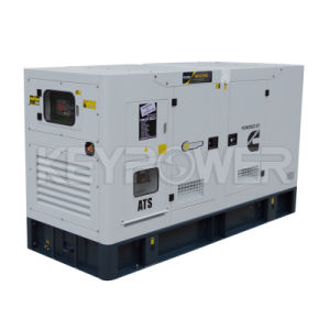 Keypower 145kVA Power Silent Diesel Generator with Self Lubrication System pictures & photos