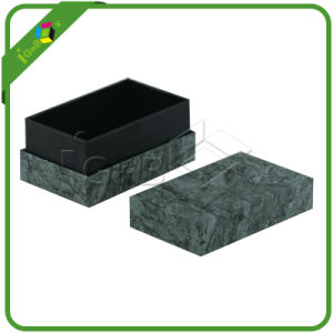 Custom Marble Printed Packaging Box pictures & photos