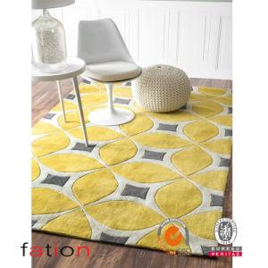 Modern Design Shaggy Carpet Comfortable Area Rug pictures & photos