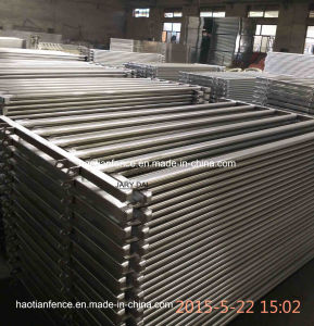 Wholesale Galvanized Cattle Panel /Used Horse Fence Panels pictures & photos