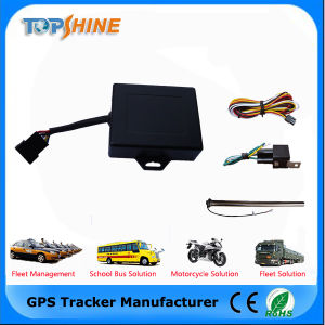 Advanced Engine on/off Detecting Wateproof Motorcycle/Car GPS Tracker Mt08 pictures & photos