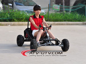 Hot Selling Single Seat 168cc Go Kart pictures & photos