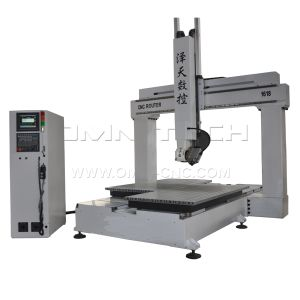 CNC Router Machine 2015 4 Axis pictures & photos