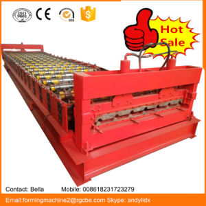 India 1450 Steel Roofing Sheet Rolling Former Line pictures & photos