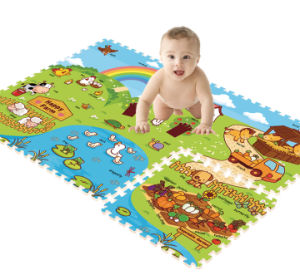 Baby Crawling Play Mat Children Carpet Child Developing Mat Children Carpet Game Pad pictures & photos