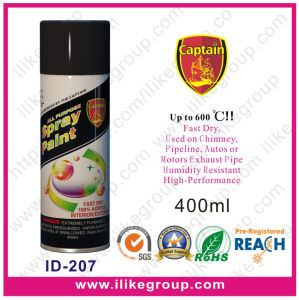 I-Like Heat Resistance Spray Paint pictures & photos