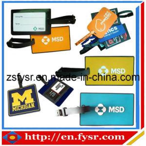 Silicone Luggage Tag (FY-525)