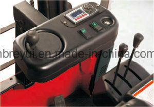 3-Wheel (600-1200kg) Electric Forklift pictures & photos