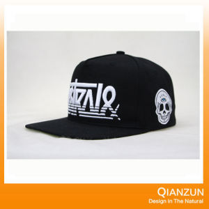Customed Flat Jacquard Mexican Style Snapback Hats pictures & photos