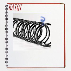 Nylon Coated Loose-Leaf Binding Wire pictures & photos