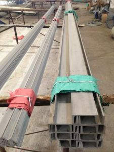 Stainless Steel Channel Bar 304