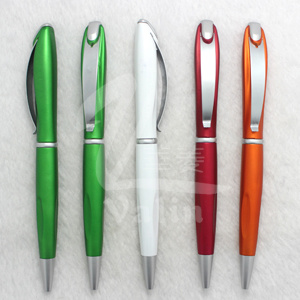 Multicolor Plastic Pen for Advertising pictures & photos
