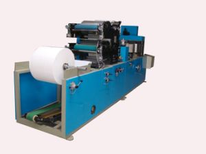 Napkin Folding Machine, Paper Processing Machine pictures & photos