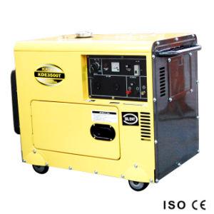 3kw Soundproof Diesel Generator Set