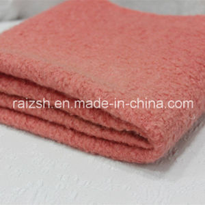 Polyester Woolen Fabric Lady Winter Coat Skirt Women Fabric pictures & photos
